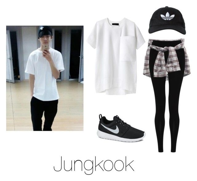 OutfitsBts JungkookMy Practice Kpop Dance Style With Clothing SqMpVUzG