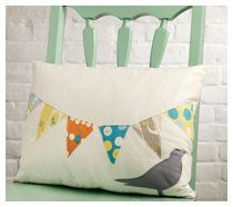 Pillow Patterns - Hanging Flags by Melissa Lunden
