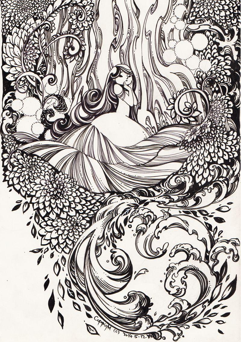Scour all memories | New tattoo inspir. | Pinterest | Zentangles ...