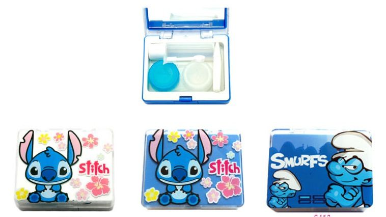 Qoo10 [8Earrings8] - CONTACT LENS CASES