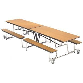 Fabulous Mobile Bench Table Equitas Academy The Dream School Machost Co Dining Chair Design Ideas Machostcouk