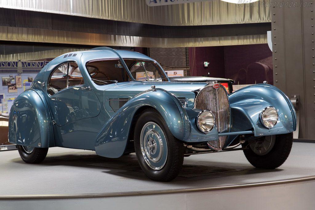 1936 1938 Bugatti Type 57 Sc Atlantic Coupe Images Specifications And Information Bugatti Type 57 Bugatti Classic Cars