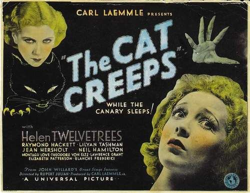 Watch The Cat Creeps Full-Movie Streaming