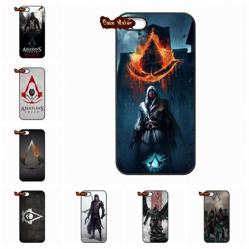 Assassins Creed Phone Cover Case For Huawei P6 P7 P8 Lite Honor 3C 6 Mate 8 Sony Xperia Z1 Z2 Z3 Z3 Z4 Z5 //Price: $15.00 & FREE Shipping //     #GeekVerse