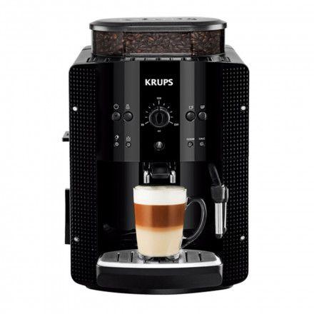 Krups Kaffeevollautomat EA 8108 Schwarz günstig online kaufen - küchen günstig online kaufen