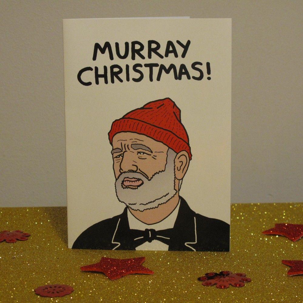 Bill) Murray Christmas via Nathan James Page. Click on the image to ...