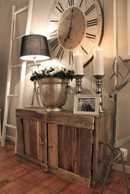 Pin By Trisha Beck On Country Sheek Home Decor Rustic House Rustic Cabinets
