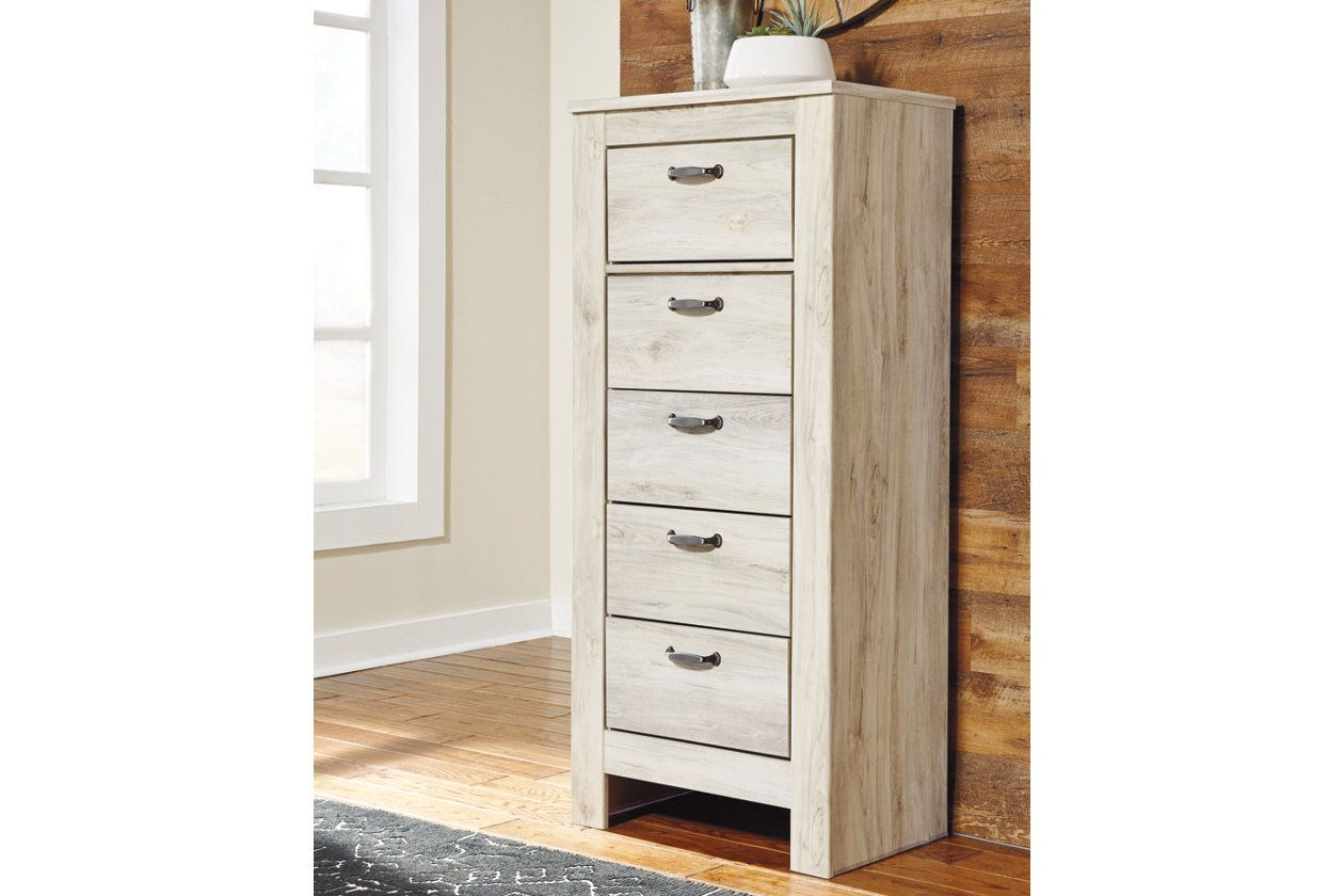 Bellaby Narrow Chest Ashley Furniture Homestore In 2021 Ashley Furniture Ashley Furniture Homestore Tall Cabinet Storage [ 840 x 1260 Pixel ]