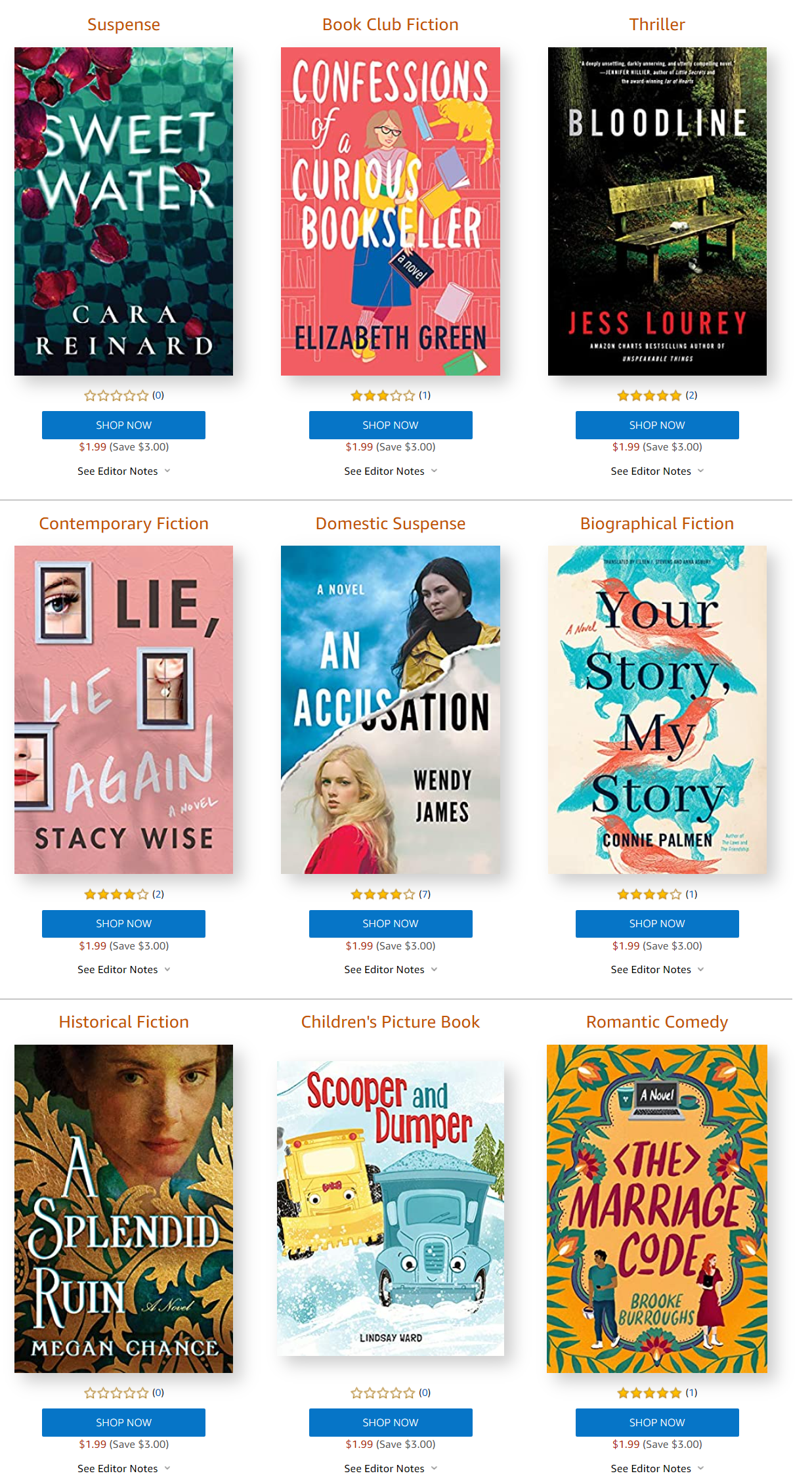 Amazon First Reads December 2020 Selections 1 Book Free For Amazon Prime Members Hello Subscription Amazon Publishing Book Subscription Free Books To Read