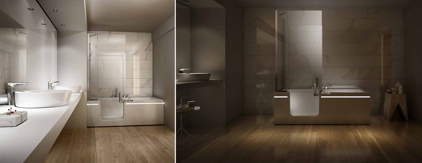 baños para discapactiados minusvalidos, bañeras para minusvalidos ...