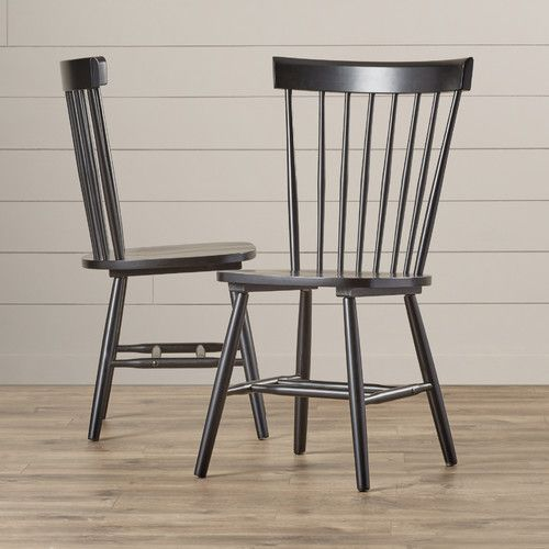 Best Blumberg Upholstered Dining Chair Set Of 4 Solid Wood 400 x 300