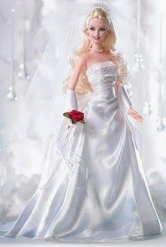 Bridal Barbie