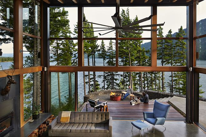 10 Cookout Ready Homes To Swoon Over Right Now Architect Vacation Home Solar Design