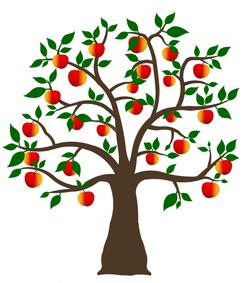 Apfelbaum_mit_Aepfeln