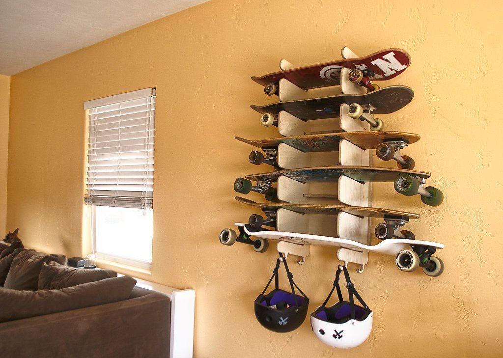 Soto6 Board Rack