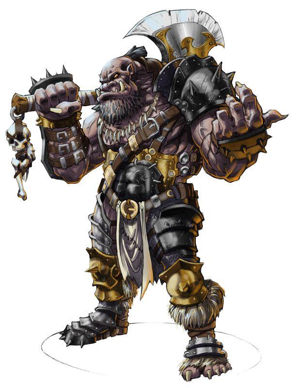 Image result for ogre