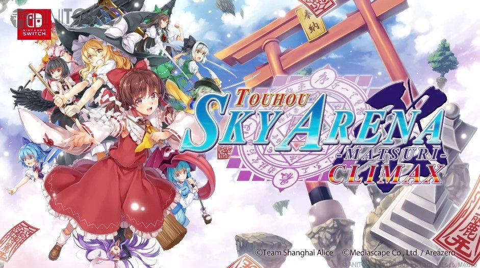 Desde Area Zero Han Anunciado Que La Version De Touhou Sky Arena