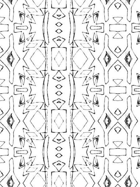 Akimbo 5 Greyscale - CLASSIC Wallpaper by Eskayel