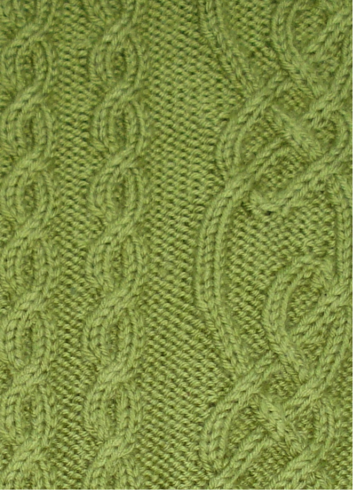 Celtic Knot Knitting: Fiona Ellis Reveals the Mystery! | Knitting by ...