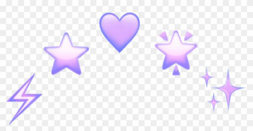 Find Hd Purple Crown Crowns Emoji Emoji Aesthetic Tumblr Aesthetic Heart Emoji Transparent Background Hd Png Download Heart Emoji Purple Emoji Purple Crown