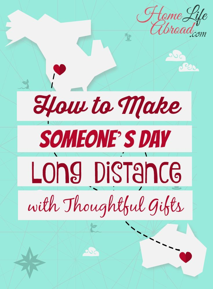 The Best Long Distance Gift Ideas For Loved Ones Gift