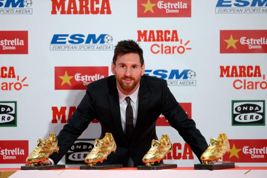Messi And Barcelona Sign A New Contract To 2021; Buyout ...