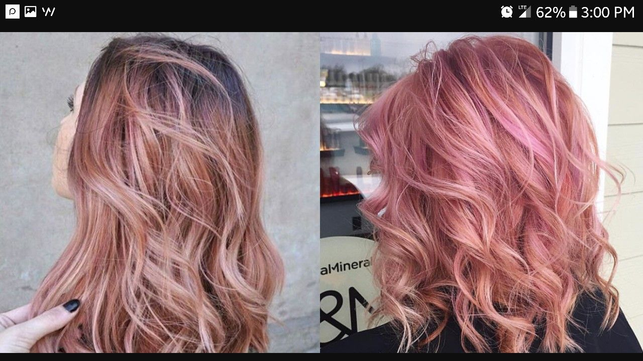 18+ Dusty pink hair color ideas in 2021