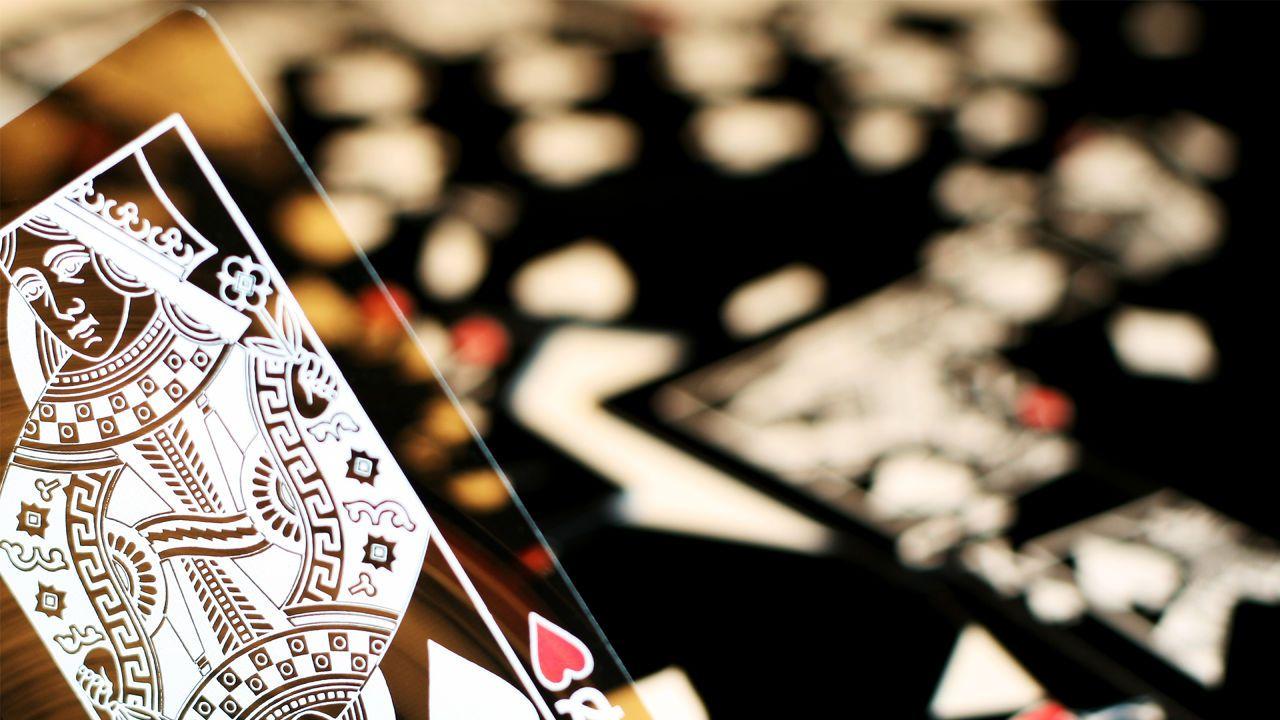 Carte Jeux Magicien Corse Magician Magie