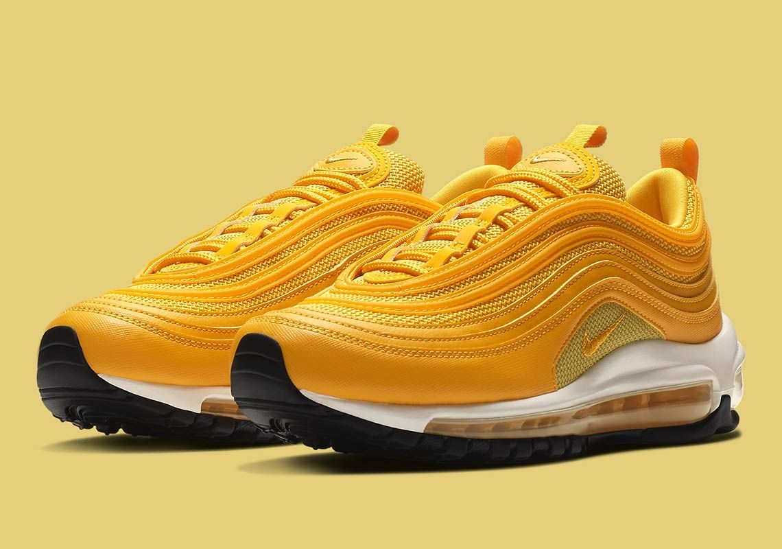nike air max 97 yellow