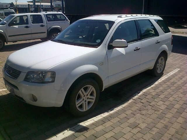 2006 Ford Territory 4 0i Ghia Awd A Twhite With 193500kmyours For Only R114 000 00if You Need A Affordable Family Car This One Is Fo Family Car Awd Suv Car