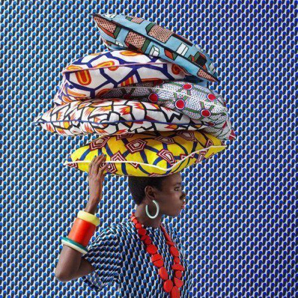 DIY de Noël : les 5 plus belles idées déco avec du papier #afrikanischerstil Vu sur Pinterest #afrikanischerstil