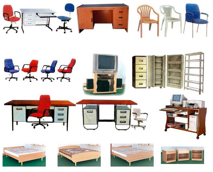 Design your office along with furniture options from