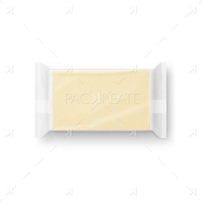 Toilet Paper Tissue X Pack  Smart Label Mockup  Packaging