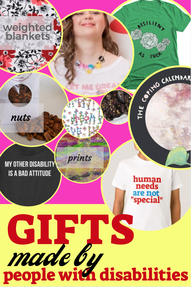Gifts Made By People with Disabilities Disability
