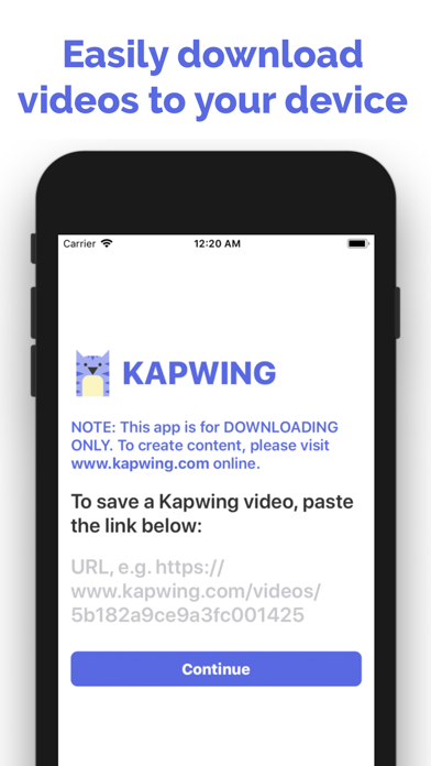 Kapwing - App Download - Android Apk App Store