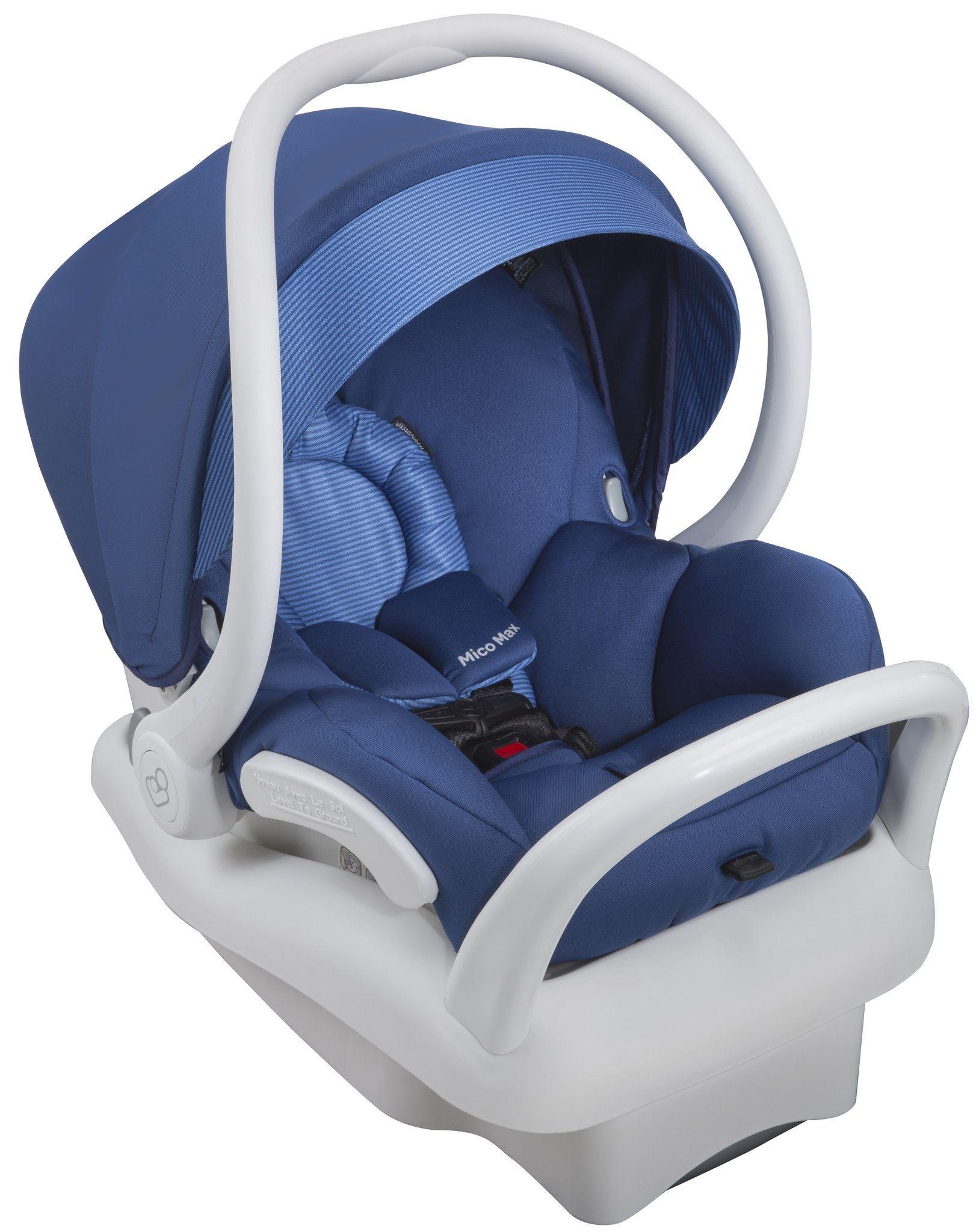 Maxi Cosi Mico Max 30 Infant Car Seat Devoted Black Black Base