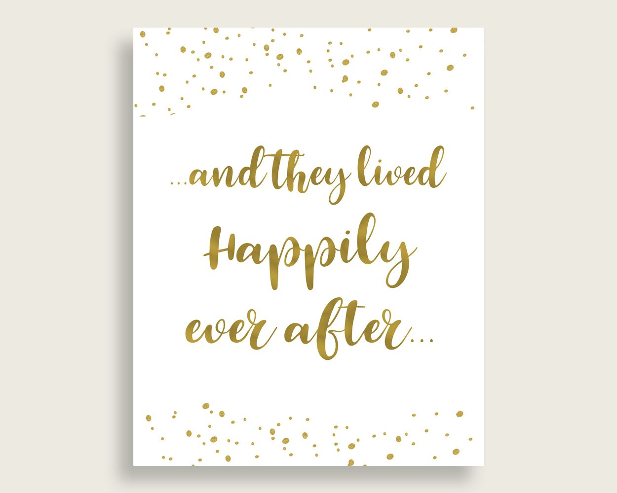 aa7c787d06b Happily Ever After Bridal Shower Happily Ever After Gold Bridal Shower  Happily Ever After Bridal Shower Gold Happily Ever After Gold G2ZNX  bride   bidal ...