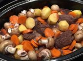 Photo of Braised beef with carrots-Braised beef with carrots Reci …
