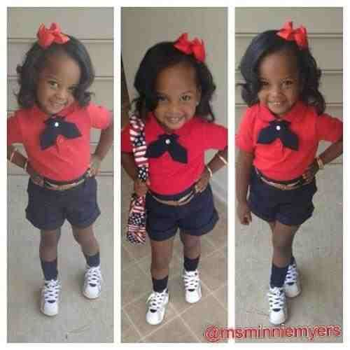 ent she just a cutie