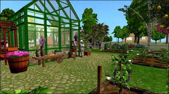 The Sims 2 Community Gadren Tutorial Garden Bench Diy Community Gardening Sims 2