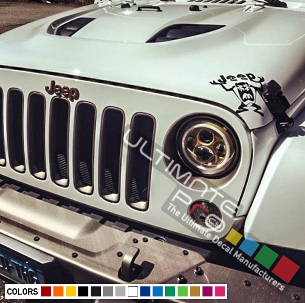 Pin On Decals For Jeep Wrangler