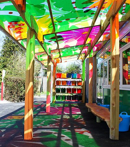 Infinite Playgrounds Are The Leading Natural Play
