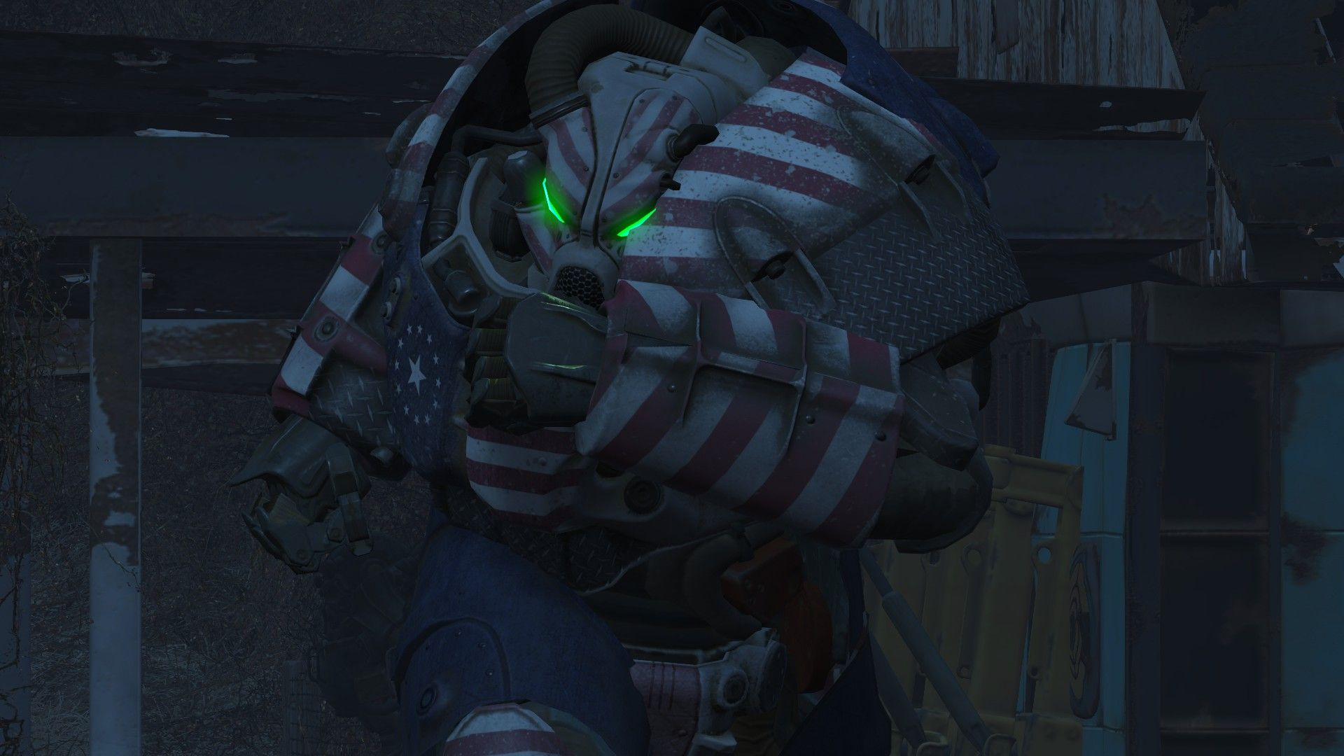 Undying Patriot Standalone Paint at Fallout 4 Nexus - Mods and community