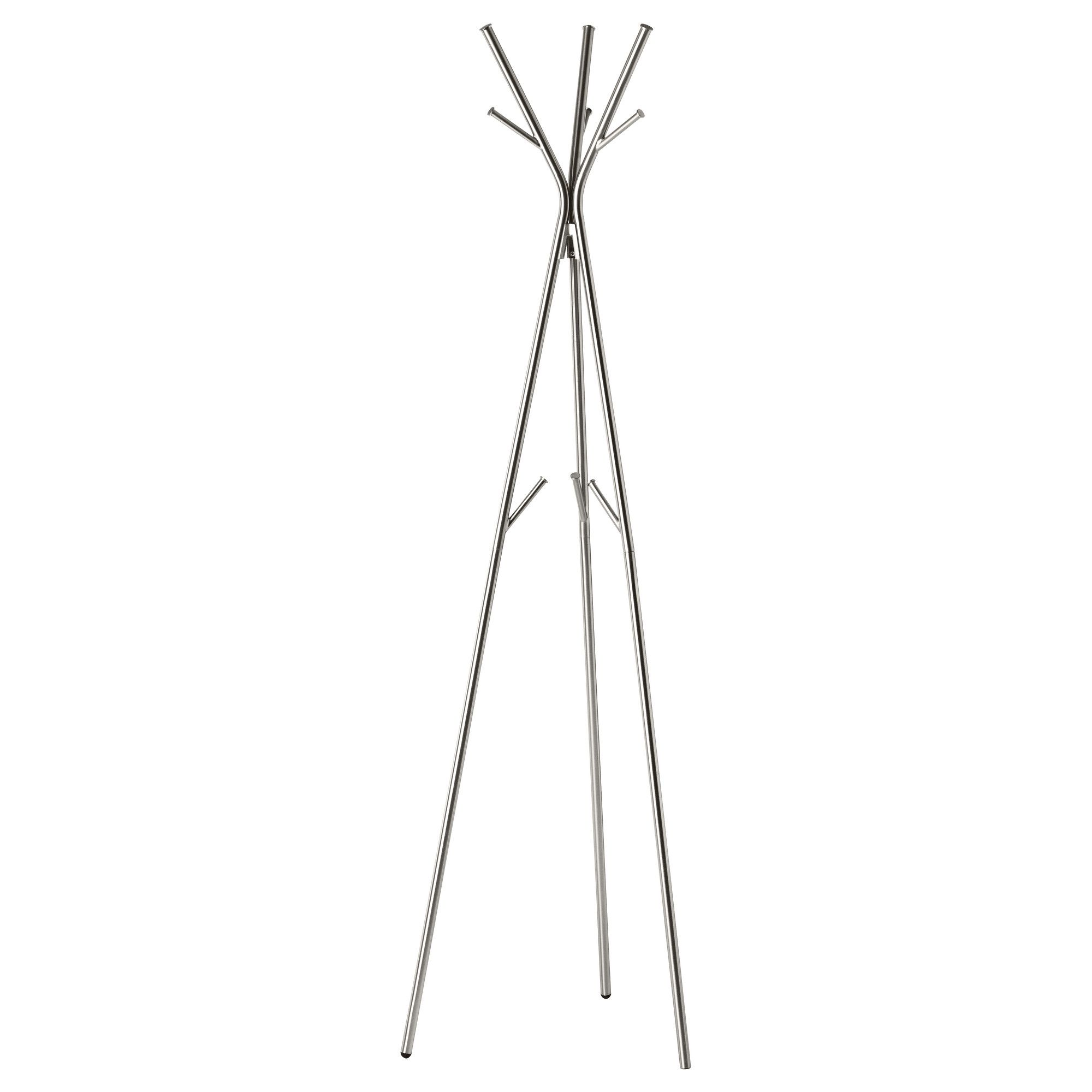 ikea clothes rack hat and coat stand