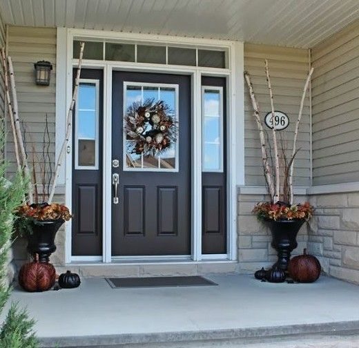 Front Door Paint Ideas front door colors for beautiful home décor ideas | exterior