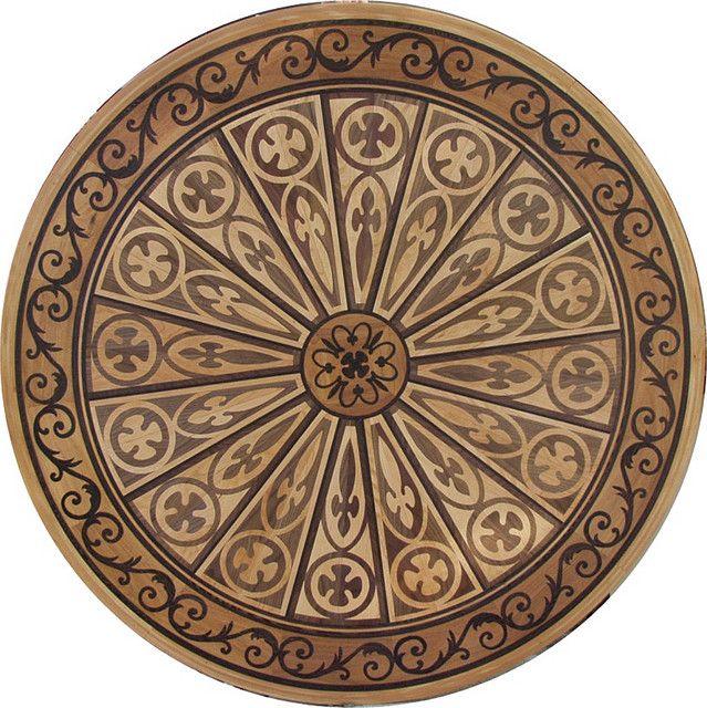 Md 121 B2 Wood Art Marquetry Wood Mosaic