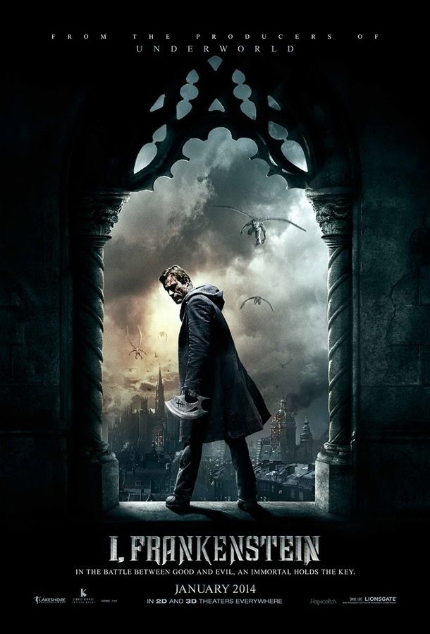 i frankenstein comic con posters movies to watch pinterest