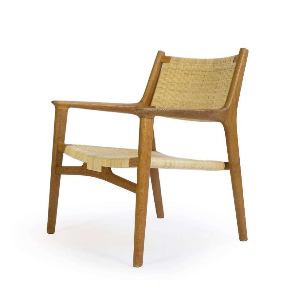 For Sale On 1stdibs A Rarely Seen Hans J Wegner Oak Arm Chair
