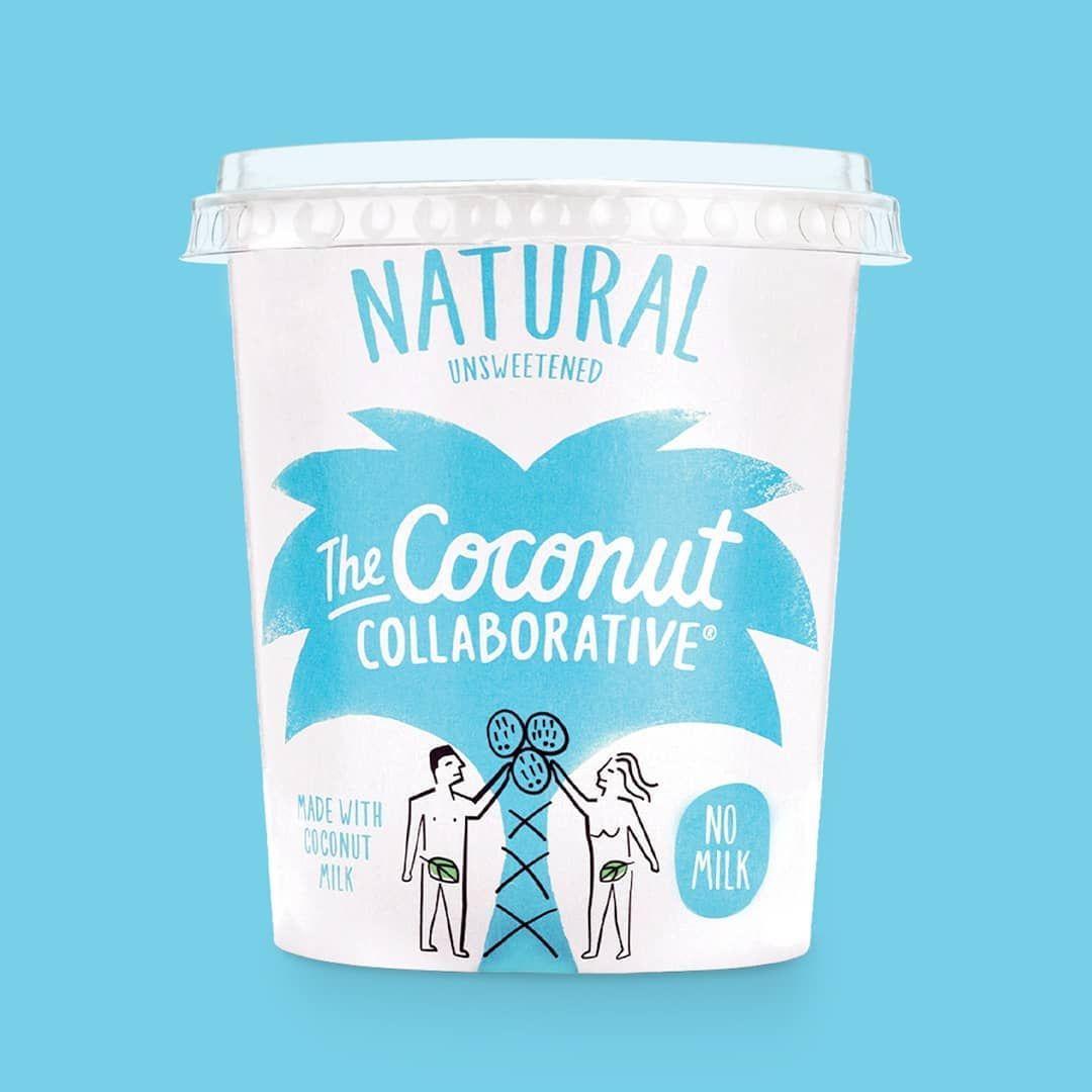 Kommt Ohne Alles Coconutcollabde Natur Kokos Kokosnuss Kokosjoghurt Gesund Milchfrei Norefined In 2020 Coconut Unsweetened Coconut Milk