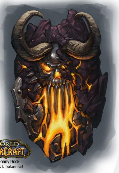 [WIP] Warcraft Shield - polycount